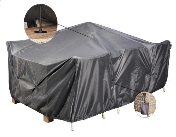 7810 Hoessteunset voorkomt waterzakken AeroCover doos 50 cm