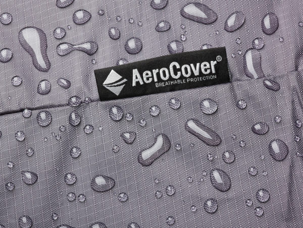 AeroCover Tuinmeubelhoes stof met druppels