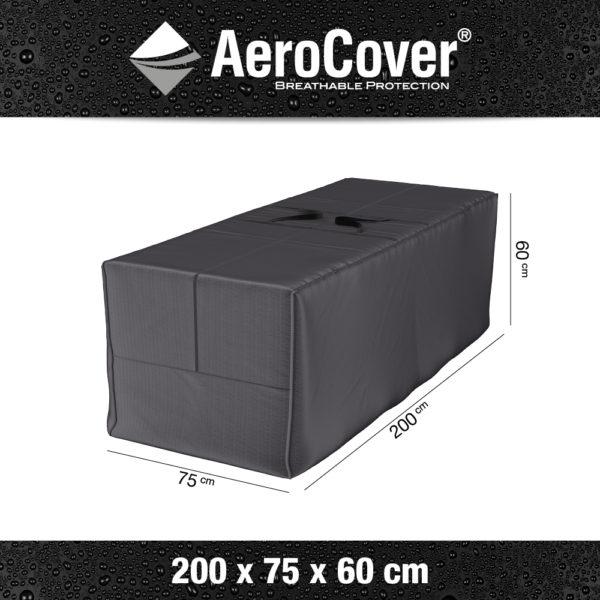 7903 Kussentas AeroCover 200x75x60 cm