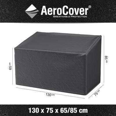 7908 Tuinbankhoes AeroCover 130x75x65/85 cm
