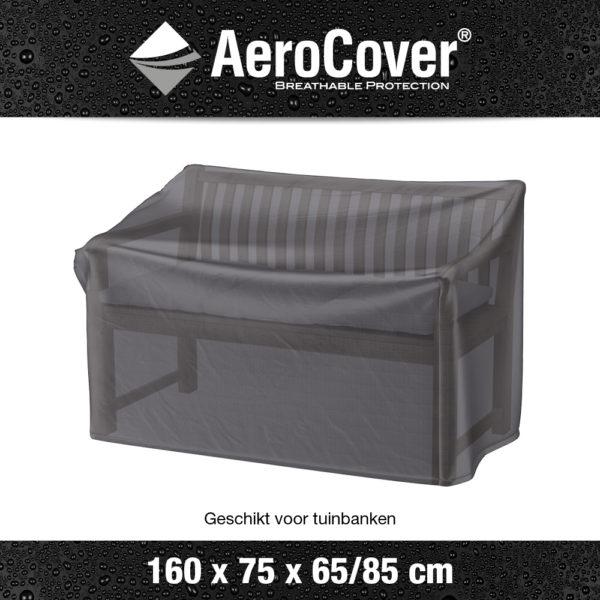 7909 Tuinbankhoes AeroCover transparant 160x75x65/85 cm