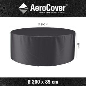 7912 Tuinsethoes AeroCover Ø200x85 cm
