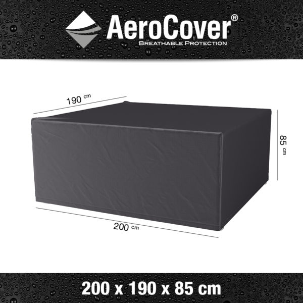 7915 Tuinsethoes AeroCover 200x190x85 cm