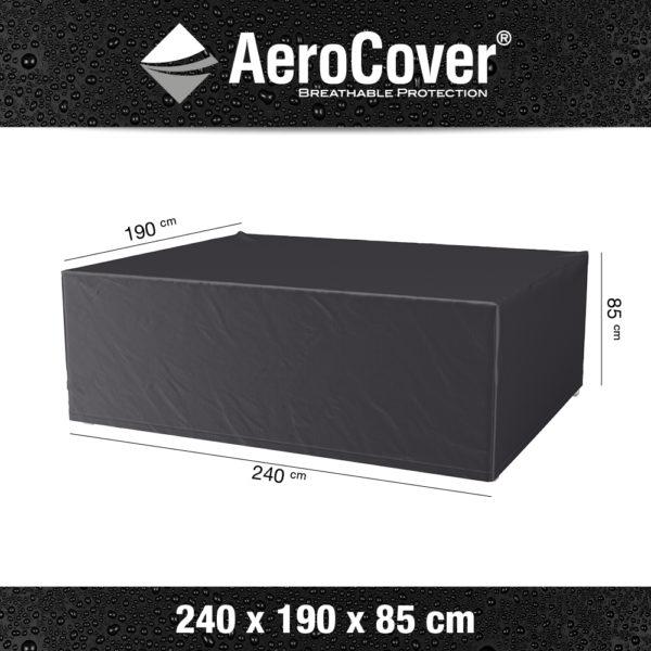 7916 Tuinsethoes AeroCover 240x190x85 cm