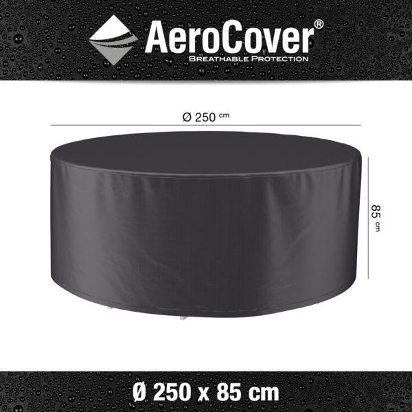 7919 Tuinsethoes AeroCover Ø250x85 cm