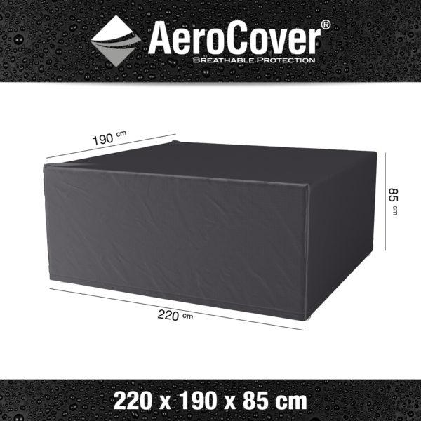 7921 Tuinsethoes AeroCover 220x190x85 cm
