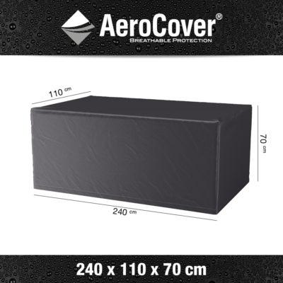 7926 Tuintafelhoes AeroCover 240x110x70 cm