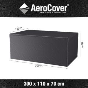 7928 Tuintafelhoes AeroCover 300x110x70 cm