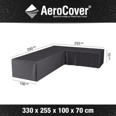 7947 Loungesethoes rechts AeroCover 330x255x100x70 cm