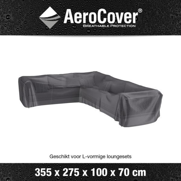 7948 Loungesethoes Aerocover doos 355x275x100x70 cm