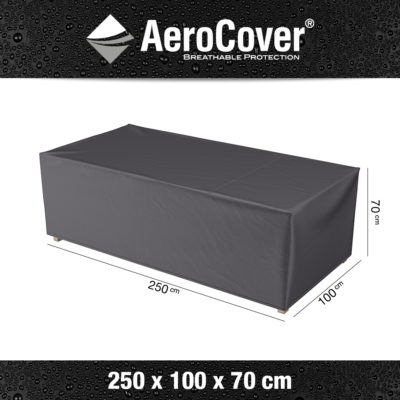 7963 Lougebankhoes AeroCover 250x100x70 cm