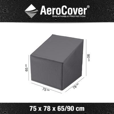 7965 Loungestoelhoes AeroCover 75x78x65/90 cm