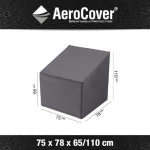 7966 Loungestoelhoes Aerocover 75x78x65/110 cm