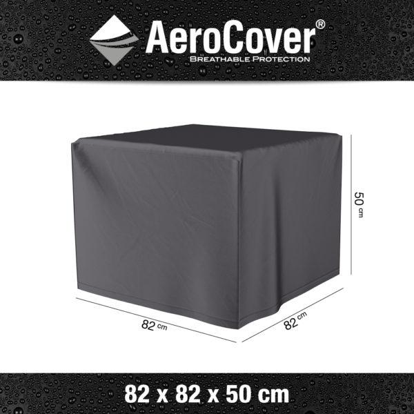9106 Vuurtafelhoes AeroCover 82x82x50 cm