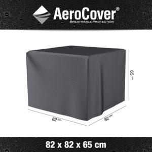 9108 Vuurtafelhoes AeroCover 82x82xH65 cm