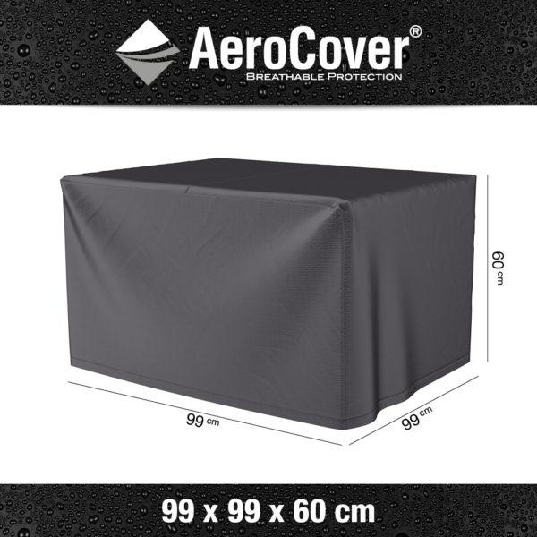9112 Vuurtafelhoes AeroCover 99x99x60 cm