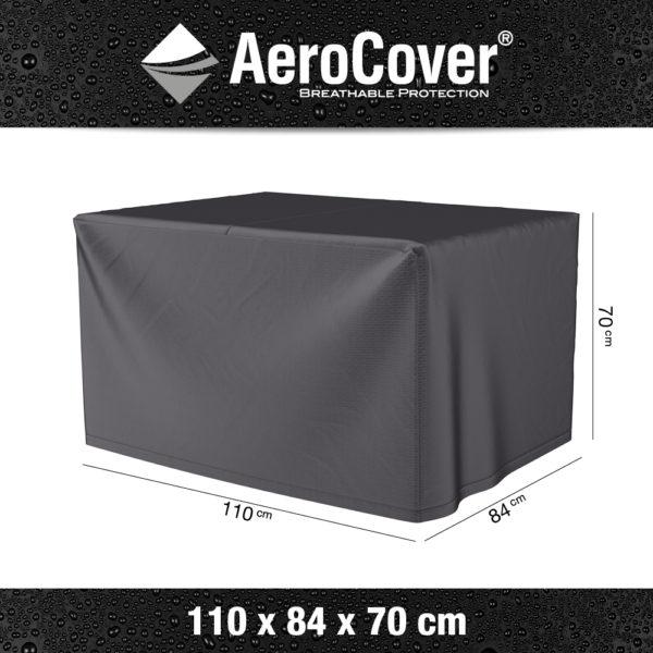 9118 Vuurtafelhoes AeroCover 110x84x70 cm