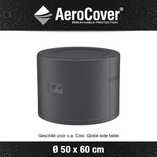 9140 Vuurtafelhoes AeroCover transparant Ø50x60 cm