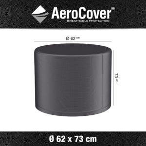 9142 Vuurtafelhoes AeroCover Ø62x73 cm