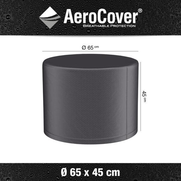 9144 Vuurtafelhoes AeroCover Ø65x45 cm