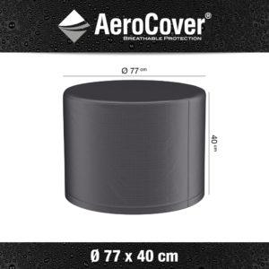 9148 Vuurtafelhoes AeroCover Ø77x40 cm
