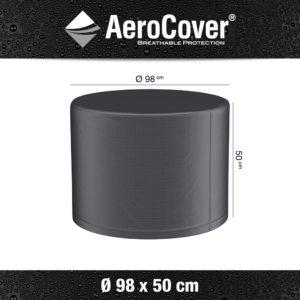 9150 Vuurtafelhoes AeroCover Ø98x50 cm